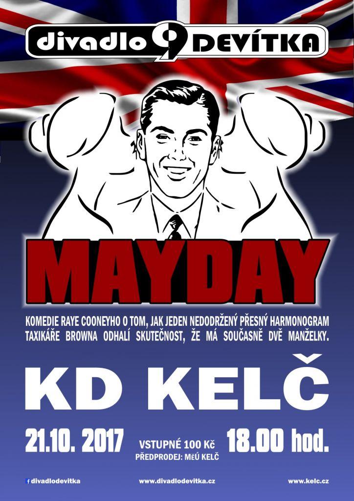 Divadelní představení MAY DAY 1