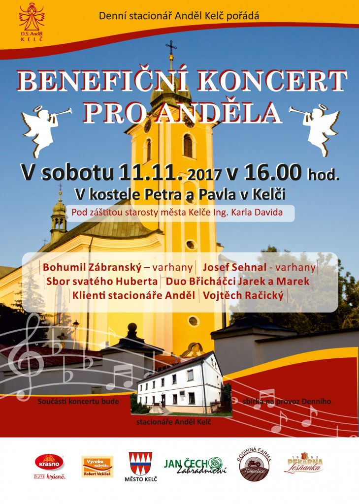 Koncert pro Anděla 1