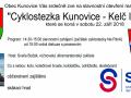 """Slavnostní otevření stavby """"Cyklostezka Kunovice - Kelč I. etapa"""" 1"""