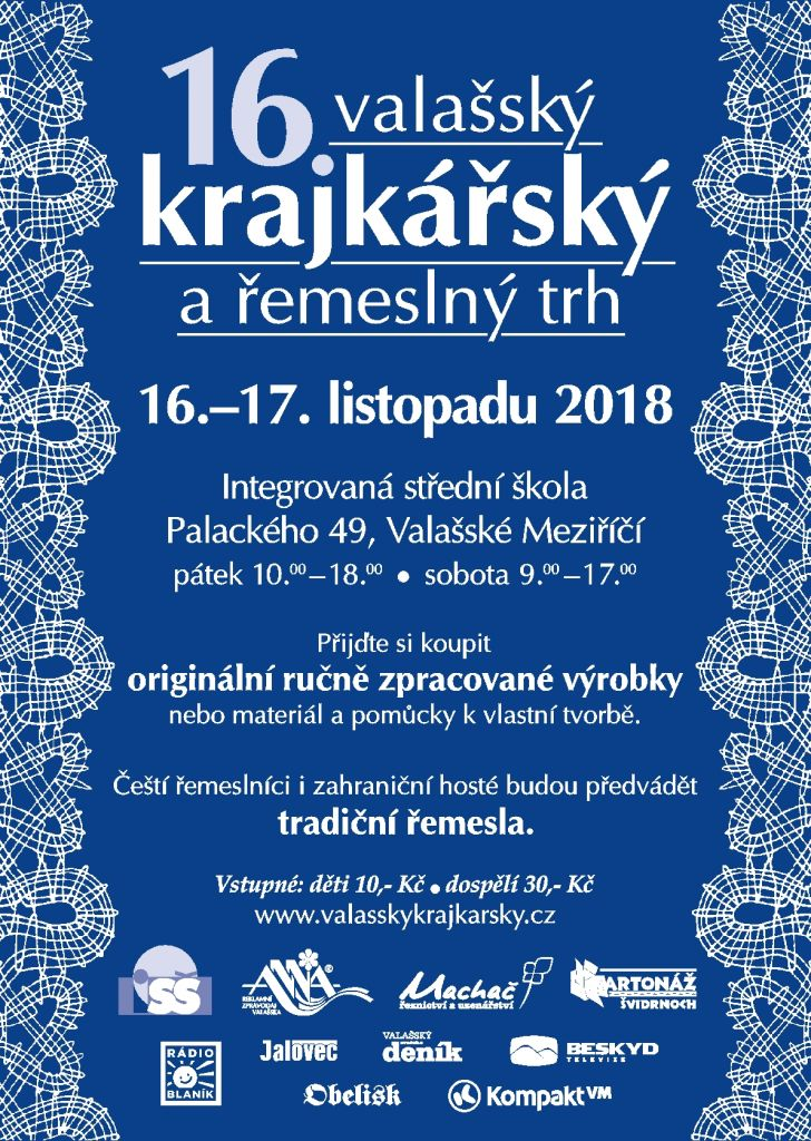16.valašský krajkářský a řemeslný trh 1