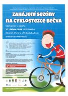 Otvírání cyklostezky Bečva 1