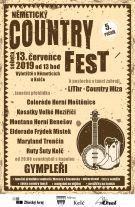 Němetický countryfest 1