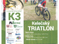 K3 - Kelečský triatlon